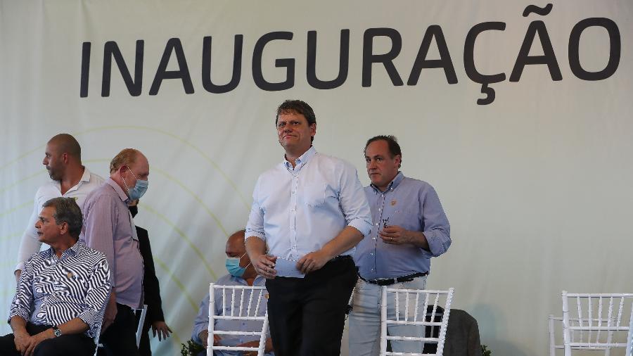 Tarcisio Gomes de Freitas, ministro da Infraestrutura - Marcos Corrêa/PR