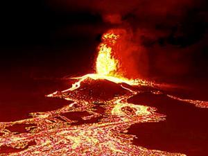 vulcão canárias - Unidad de Emergencia Militar de España (UME) / Reuters - Unidad de Emergencia Militar de España (UME) / Reuters