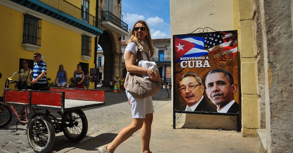 Cuba se prepara para receber Barack Obama