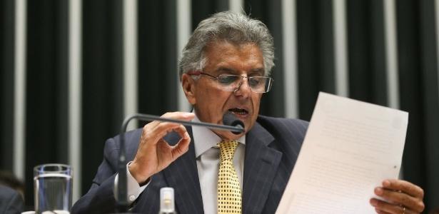 O deputado Beto Mansur participa de sessão da Câmara dos Deputados