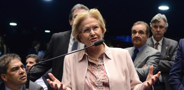 Para senadora do PP, impeachment protege Constituição - Ana Volpe/Agência Senado