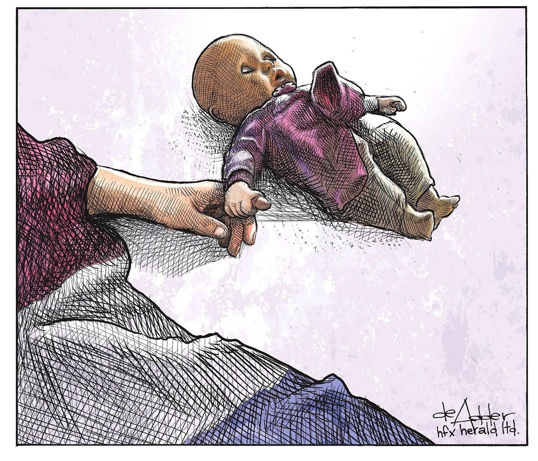 15.jul.2016 - A icônica imagem de um corpo ao lado de uma boneca compartilhada logo após o atentado em Nice ganhou bela interpretação de artista