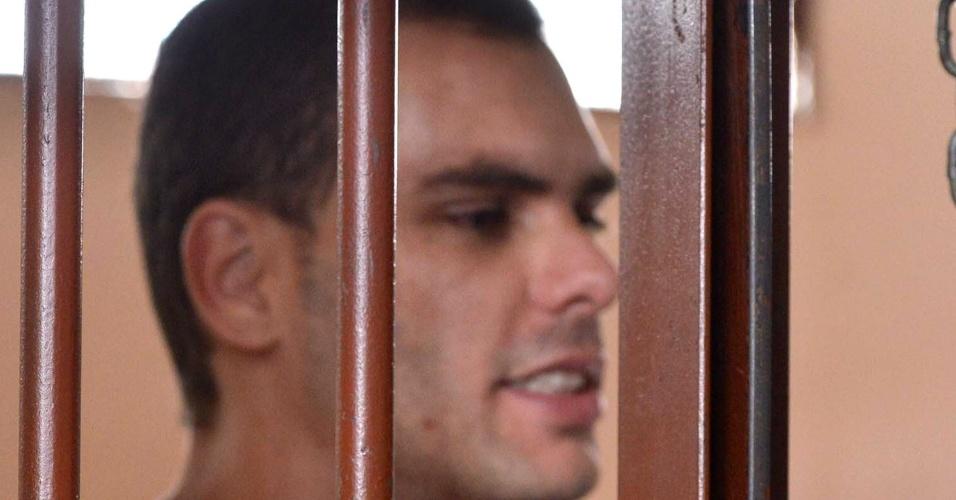Diego Henrique da Silva Alves, preso em Formiga, recebeu medalha de bronze na Obmep