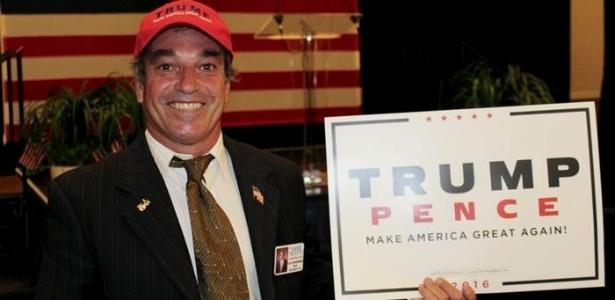 Peixoto diz contar com a simpatia de eleitores americanos por não ser porto-riquenho ou cubano