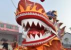 Festas celebram a chegada do Ano Novo Chinês - Peng Zhaozhi/Xinhua