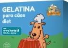 Padaria lança gelatina diet sabor hortelã e camomila para cães e gatos (Foto: Divulgação)