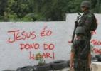 Forças Armadas nas ruas do Rio - José Lucena/Futura Press/Estadão Conteúdo