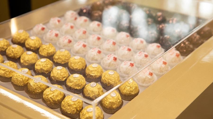Grupo Ferrero decidiu recompensar funcionários que têm trabalhado durante a pandemia - Divulgação
