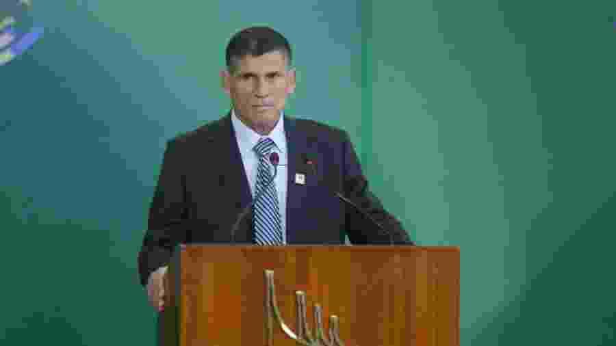 General Carlos Alberto dos Santos Cruz - Dida Sampaio/Estadão Conteúdo