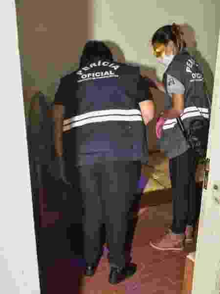 Divulgação/Polícia Civil de Alagoas