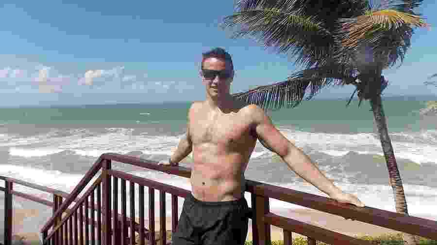 Catarinense Ivan Susin, 29, está internado em coma em cidade australiana - Reprodução/Facebook