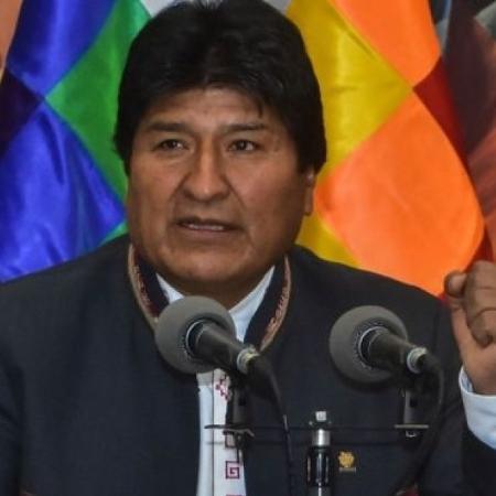 Opositor Luis Fernando Camacho viajará a La Paz, onde pretende entregar carta pedindo a renúncia de Evo Morales - Getty Images