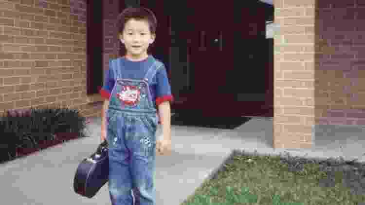 Liu é de origem coreana-chinesa, mas foi criado nos EUA - Howie Liu - Howie Liu