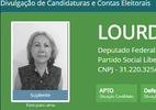 TRE de PE manda candidata do PSL devolver R$ 380 mil do fundo partidário - Reprodução/TSE