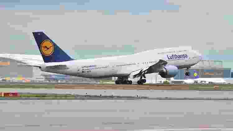 Boeing 747 - Divulgação - Divulgação