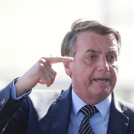 O presidente Jair Bolsonaro - Dida Sampaio/Estadão Conteúdo