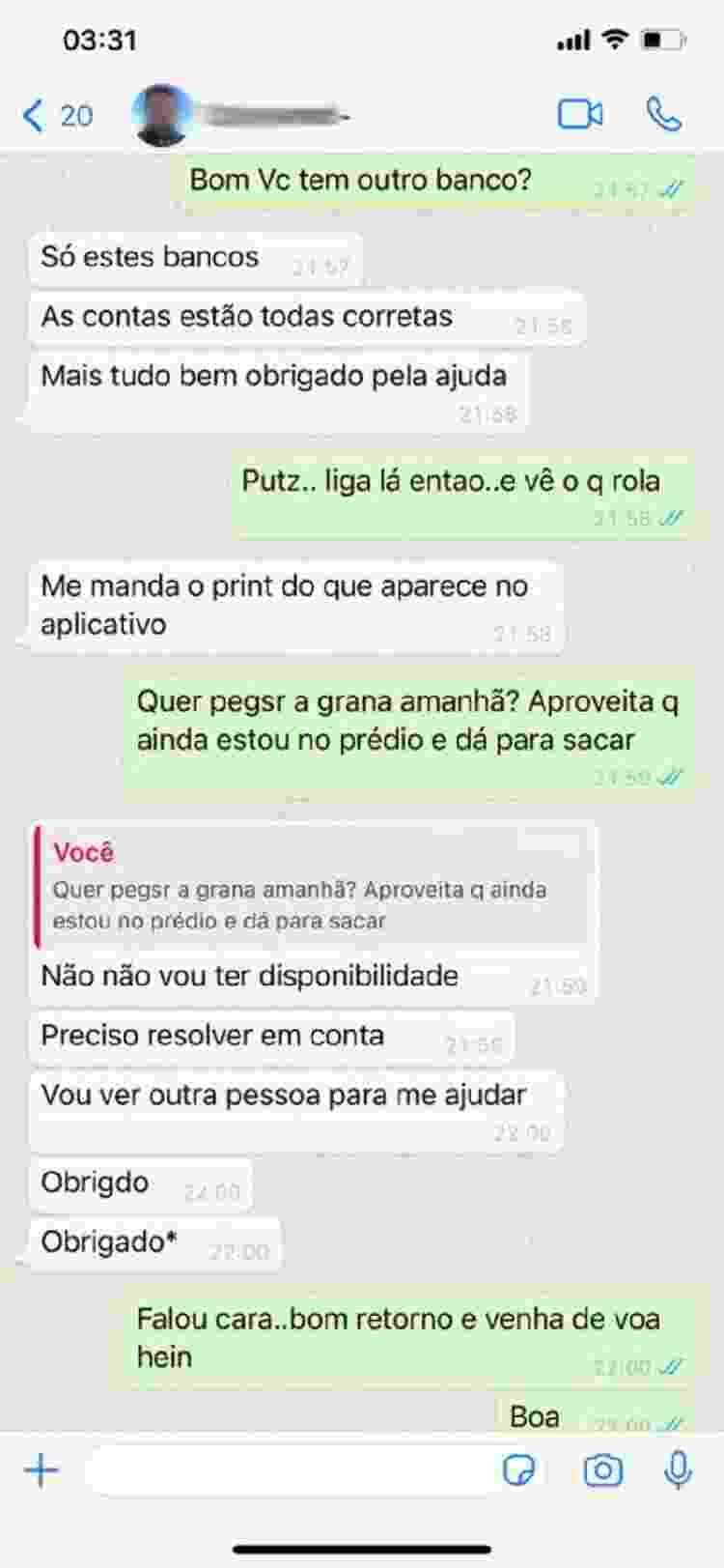 Golpe do WhatsApp (4) - Reprodução/Tudo Golpe - Reprodução/Tudo Golpe