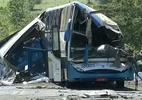 Acidente em Taguaí: Motorista disse à polícia que freio de ônibus falhou (Foto: Reprodução/TV Globo )