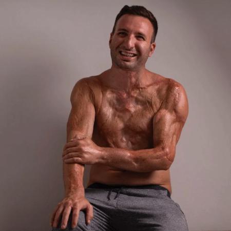 O palestrante motivacional Matt Manzari - Reprodução/Instagram