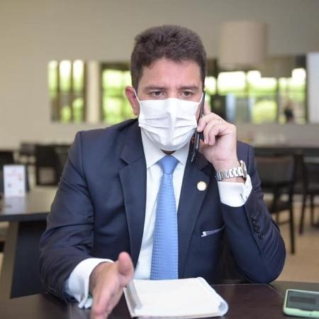 O governador do Acre, Gladson Cameli - Reprodução/Facebook