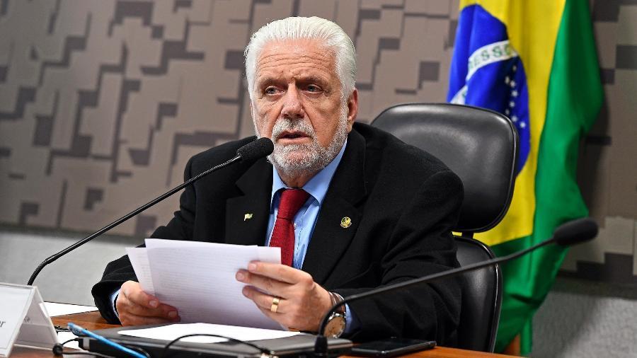 O senador Jaques Wagner (PT-BA) apresentou o projeto de lei - Roque de Sá/Agência Senado