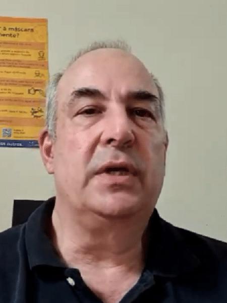 Marco Aurélio Krieger, vice-presidente da Fiocruz - Reprodução
