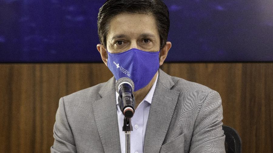 Ricardo Nunes (MDB), prefeito de São Paulo, enviou proposta de lei no início do mês para Câmara dos Vereadores - Bruno Rocha/Estadão Conteúdo