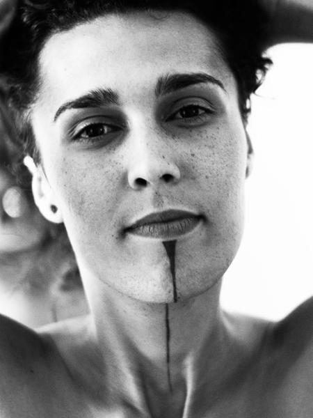 A artista Bárbara Milano - Arquivo Pessoal