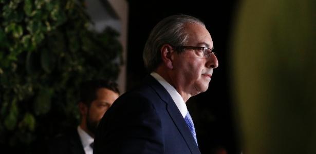 O Supremo Tribunal Federal o afastou Cunha de suas funções