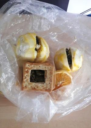 Polícia apreendeu droga escondida em laranjas e bolachas de água e sal