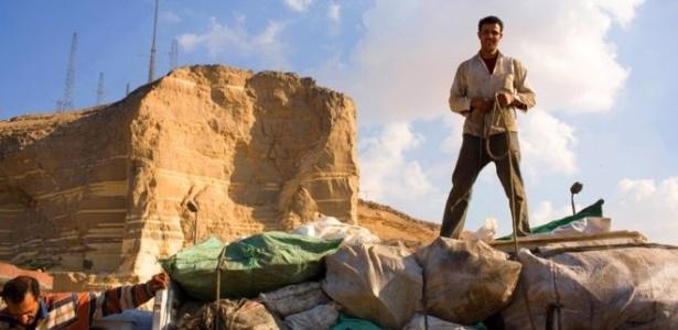 Reciclagem no Egito é dominada pela minoria cristã copta