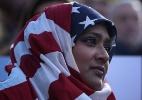 Com veto a cidadãos, Trump rompe com a tradição americana de ser uma nação de imigrantes - Stephanie Keith/ Reuters