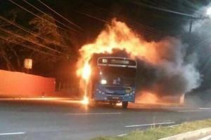 Desde shttp://cidadenewsitau.blogspot.com.br/egunda-feira (6), ônibus têm sido alvo de ataques de criminosos na Grande Vitória