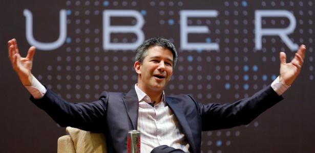 O agora ex-presidente da Uber, Travis Kalanick - Danish Siddiqui/Reuters