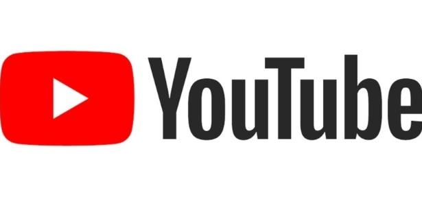 Novo logo do YouTube tem ícone de player na frente e nome do site na sequência