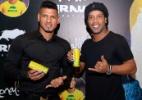 Ronaldinho Gaúcho vira sócio de energético orgânico com água dos Alpes