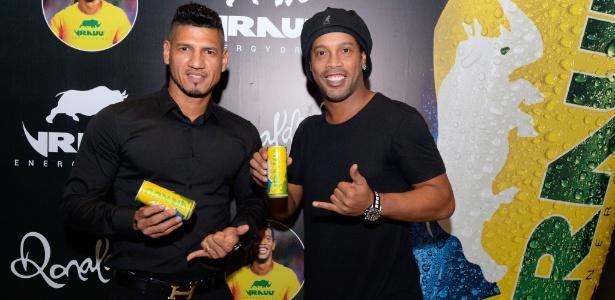 Ronaldinho vai se aposentar e quer fazer uma festa em Belo Horizonte, onde é ídolo