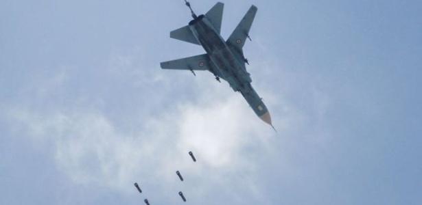 Conflito na Síria já deixou mais de 400 mil mortos, segundo a ONU