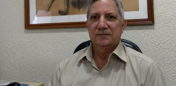 O presidente em exercício do Clube Militar, general da reserva Eduardo José Barbosa