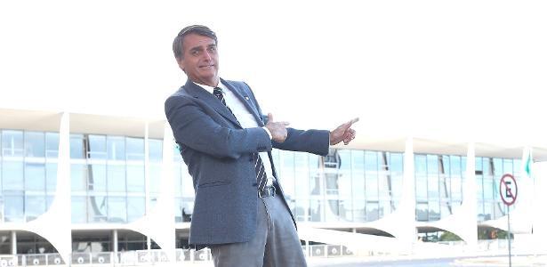 Presidente eleito Jair Bolsonaro (PSL) - Ueslei Marcelino/Reuters
