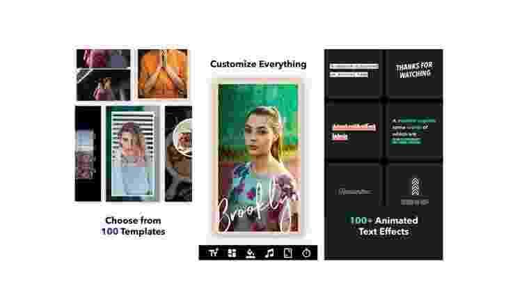 Mojo: stories no Instagram - Reprodução - Reprodução