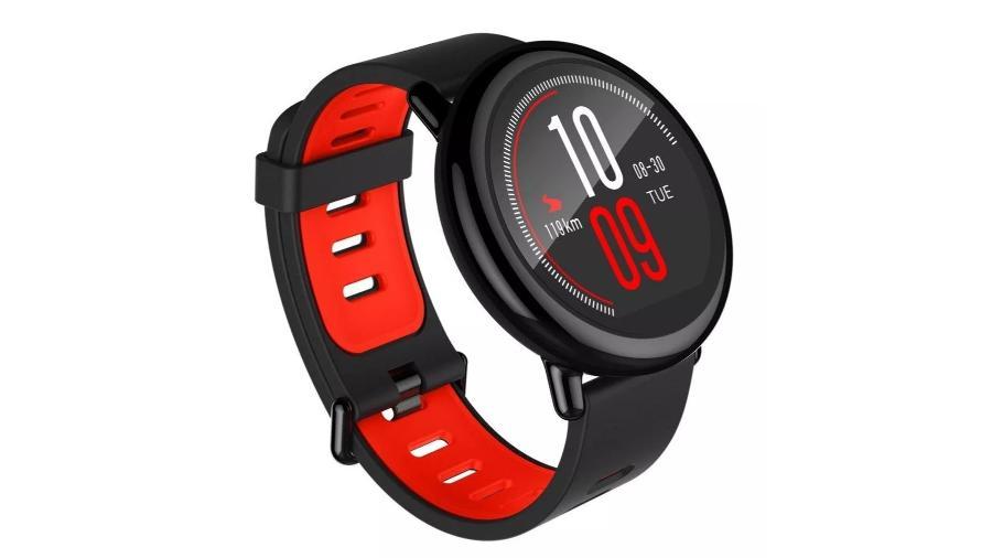 Amazfit Pace, smartwatch da Huami, subdivisão da Xiaomi - Divulgação
