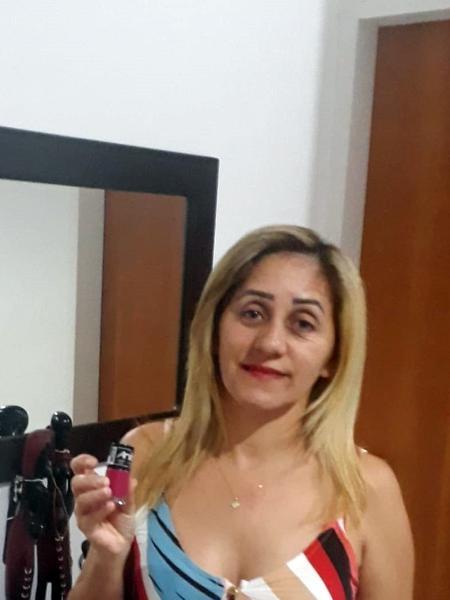 A manicure Priscila Aparecida dos Santos diz não saber o que irá fazer para continuar trabalhando - Arquivo pessoal
