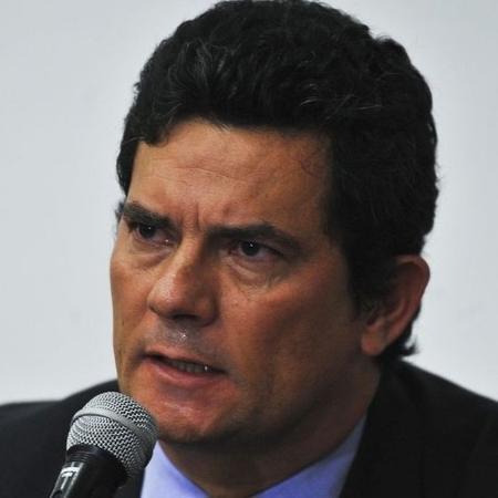 Olavo diz que, para ele, Sergio Moro (foto) 'nunca foi um herói' - Agência Brasil
