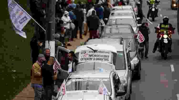 protesto - Felipe Rau/Estadão Conteúdo - Felipe Rau/Estadão Conteúdo
