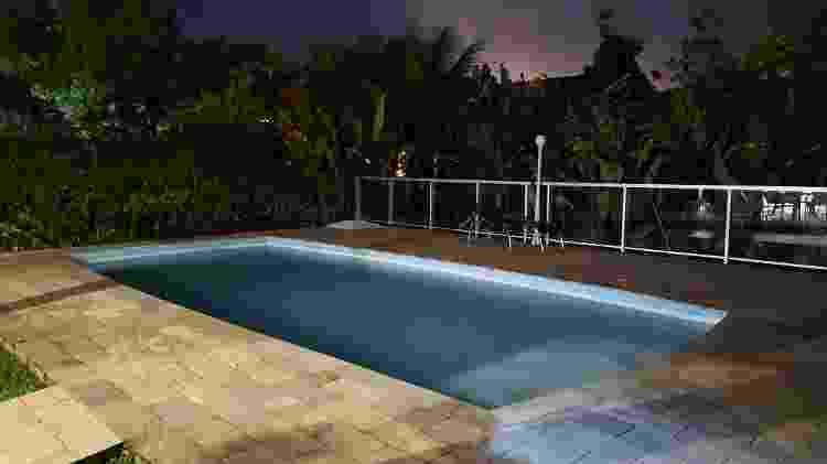 Modo noturno com a câmera principal - Gabriel Francisco Ribeiro/UOL - Gabriel Francisco Ribeiro/UOL