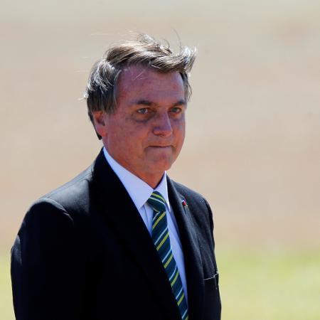 Dirigentes do PTB disseram ter recebido telefonemas de Bolsonaro anteontem para que o partido participasse da chapa com a indicação do vice, Marco da Costa - Reuters