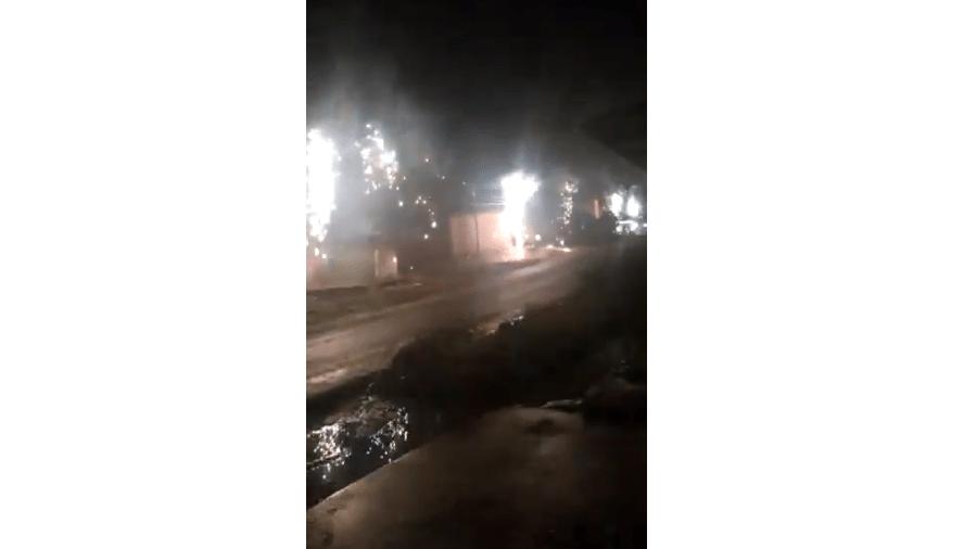 Amapá sofreu com problemas na rede de energia em novembro - Reprodução de vídeo