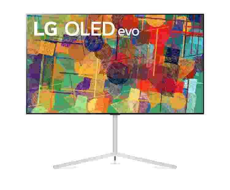 Nova TVs Oled Evo da LG, apresentada na CES 2021 - Divulgação - Divulgação