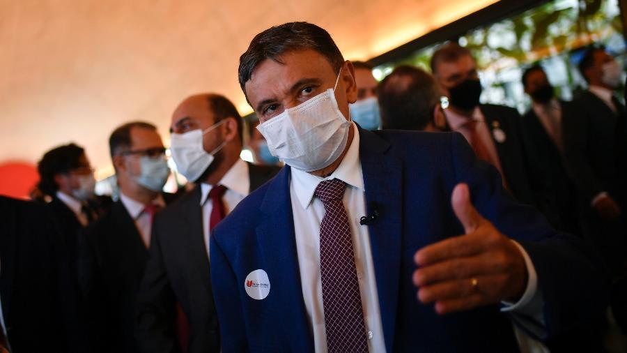 Governador do Piauí, Wellington Dias (PT), pede que mais bancos públicos possam fazer o pagamento do auxílio emergencial - Mateus Bonomi/AGIF/Estadão Conteúdo